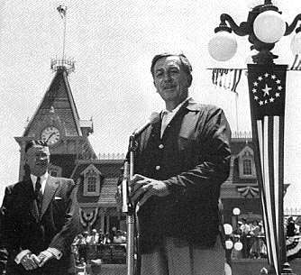 Photo provided by Disneyland History and wikipedia