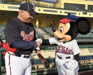 Mickey Mouse to take the field at ESPN Wild World of Sports complex for the Atlanta Braves Spring Training